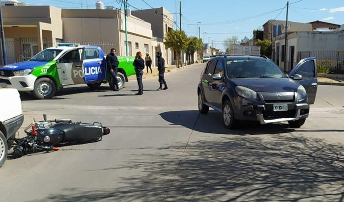 Accidente Bogliano y Rauch